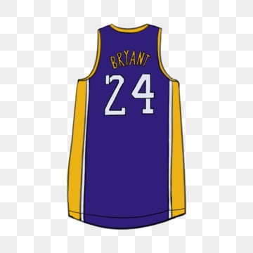 5ead0f338525 hand-painted no 24 kobe jersey drawn style