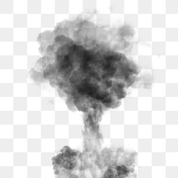 Mushroom Cloud Png, Vector, PSD, and Clipart With Transparent