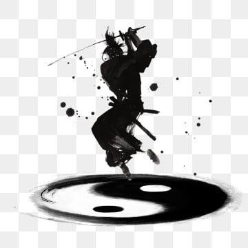 боевые искусства персонажи силуэт герои мечи сплетни читы, Боевые искусства, персонаж, Силуэт PNG и PSD