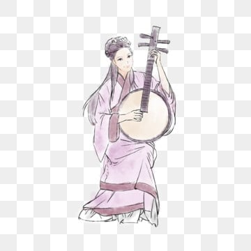 Simple chinese style ink hand painted costume martial arts character, Chinese Style, Costume, Character PNG and PSD illustration image