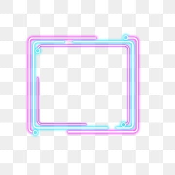 Simple Colorful Frames And Borders