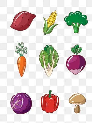 Fruits And Vegetables Clipart Images 193 Png Format Clip Art For
