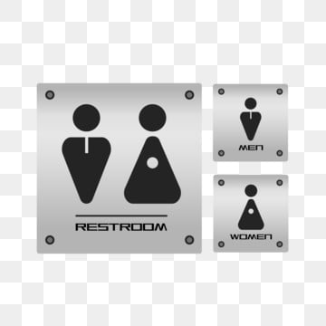 . Toilet Signs Png  Vector  PSD  and Clipart With Transparent