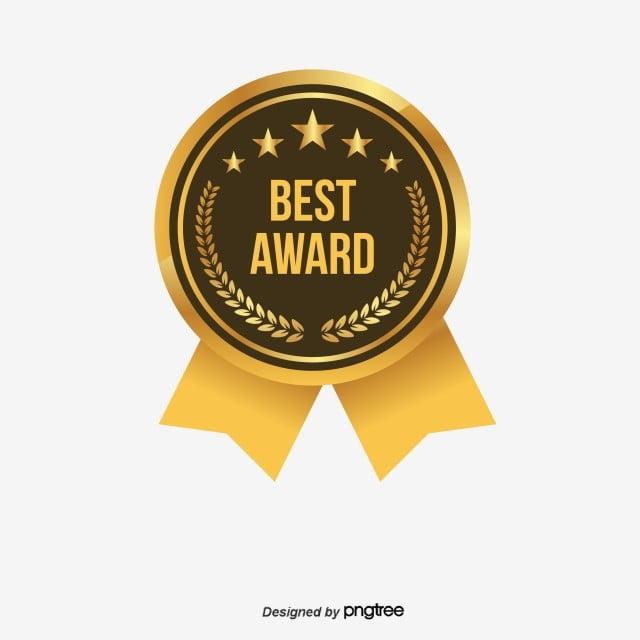 Best Award Label Design Elements, Reward, Illustration, Stars PNG