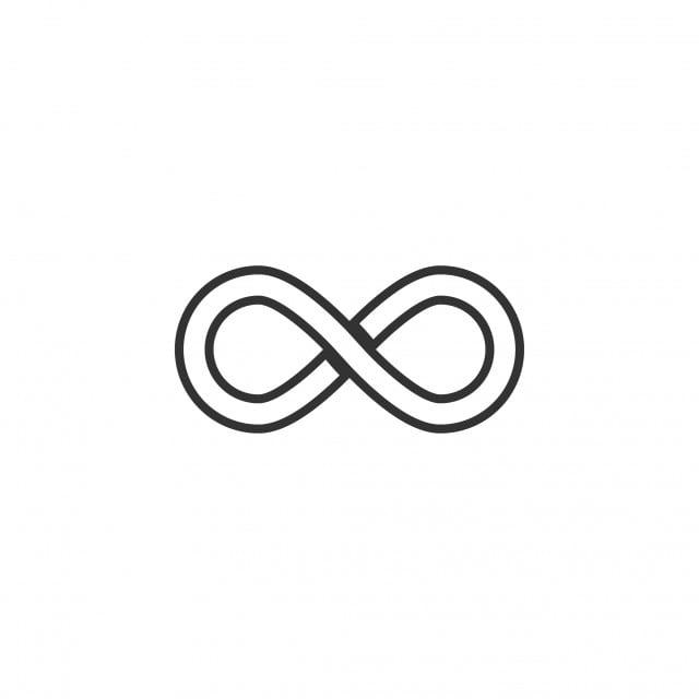 Infinity Logo Vector Icon