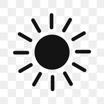 Sun Icon PNG Images | Vector and PSD Files | Free Download on Pngtree