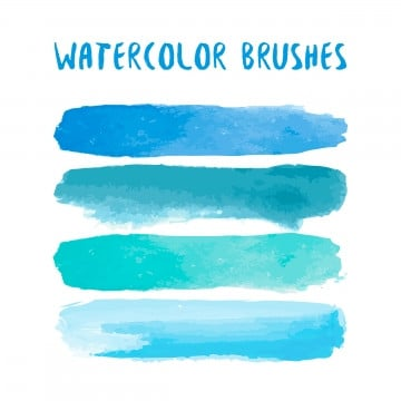Watercolor Brush Png, Vector, PSD, and Clipart With Transparent