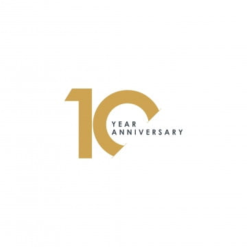 10 Year Png Vector Psd And Clipart With Transparent Background