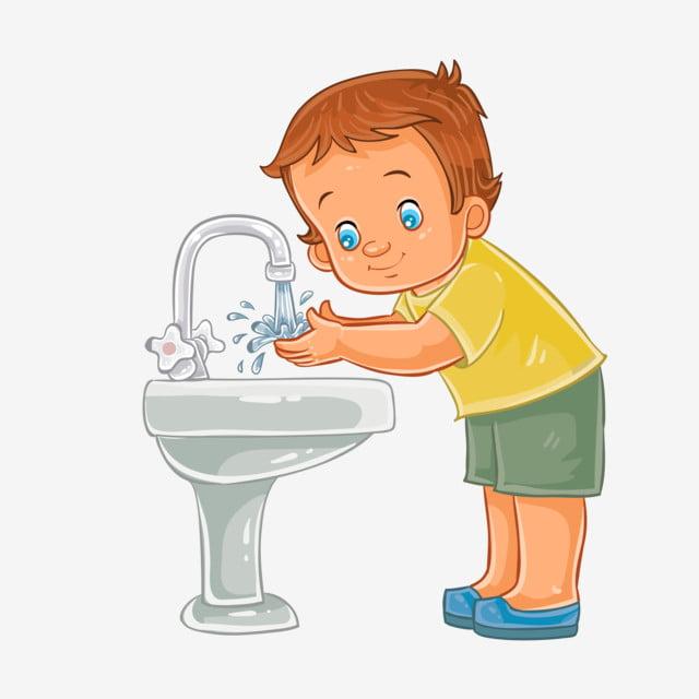 Картинки для детей руки мыть