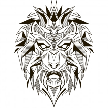 Lion Vector, 1,353 Graphic Resources for Free Download