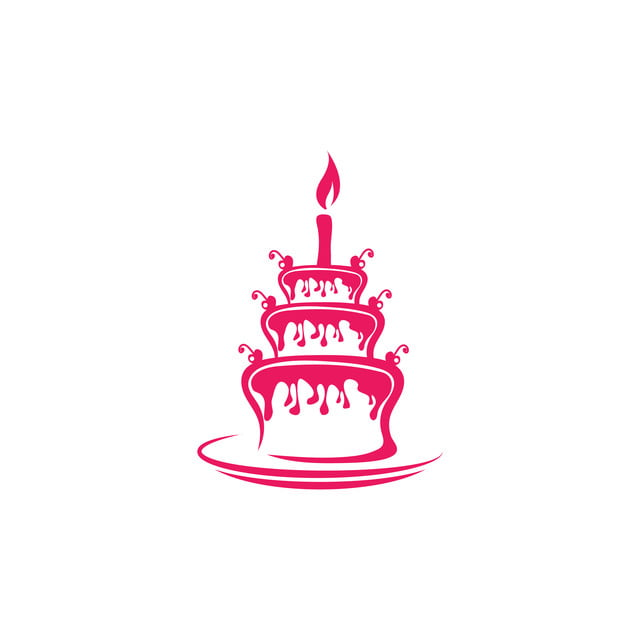 Tremendous Birthday Cake Graphic Design Template Cake Illustration Graphic Funny Birthday Cards Online Alyptdamsfinfo