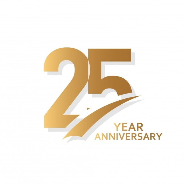 25 Years Png, Vector, PSD, and Clipart With Transparent ...