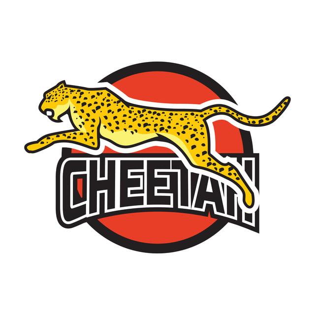 Gambar Logo Cheetah Ilustrasi Vektor Cheetah Clipart Cheeta Cetak Cheetah Png Dan Vektor Dengan Latar Belakang Transparan Untuk Unduh Gratis