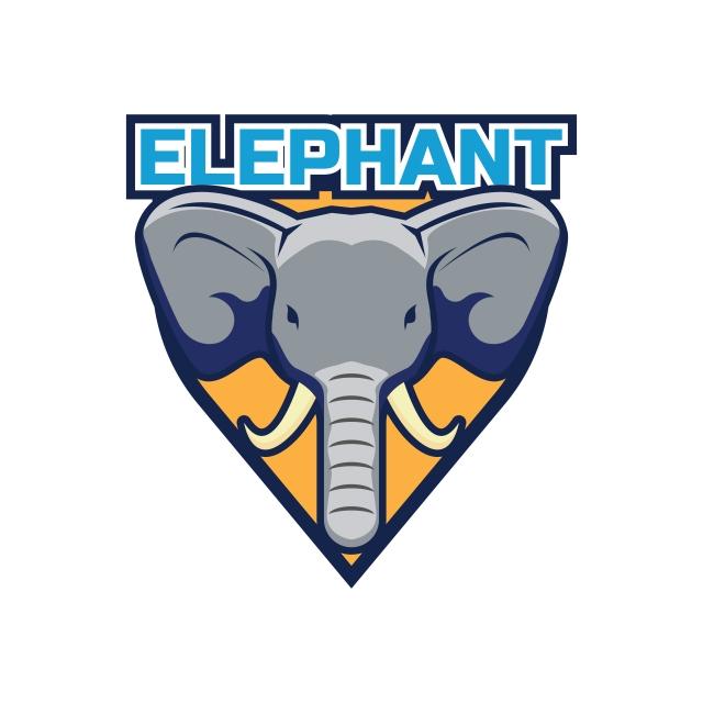 e34d97152 Elephant logo png
