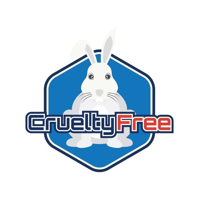 Livre De Crueldade Sem Testes Em Animais Logotipo Para