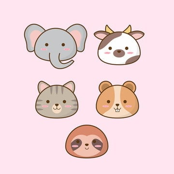 Cute Animal Clipart Png Vector Psd And Clipart With Transparent Background For Free Download Pngtree