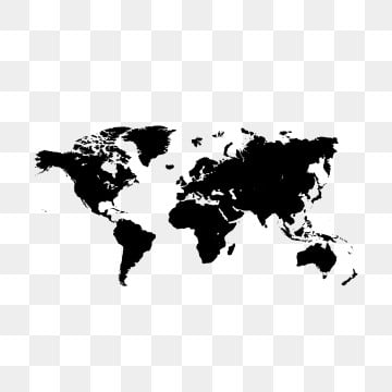 World Map PNG Images | Vector and PSD Files | Free Download ...