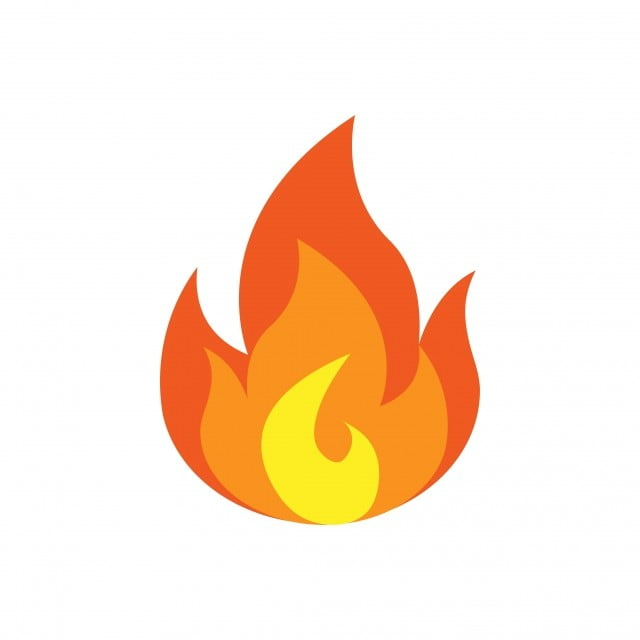 Fire Logo Icon Design Template Vector Fire Icons Logo Icons Template Icons Png And Vector With Transparent Background For Free Download