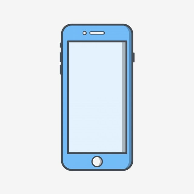 Vector Cell Phone Icon Smart Cell Mobile Png And Vector With Transparent Background For Free Download
