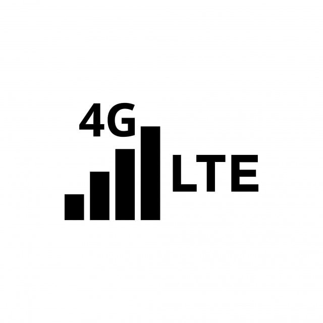 4g lte png  vector  psd  and clipart with transparent