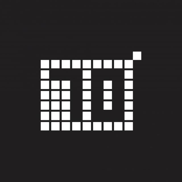 70 Année Anniversaire Nombre De Pixels Vecteur Modèle