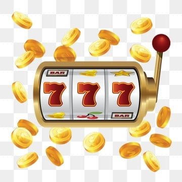 Slot machine vettoriale