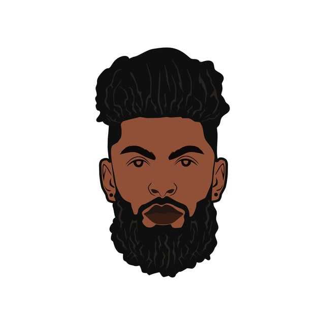 Black Beard Png, Vector, PSD, And Clipart With Transparent