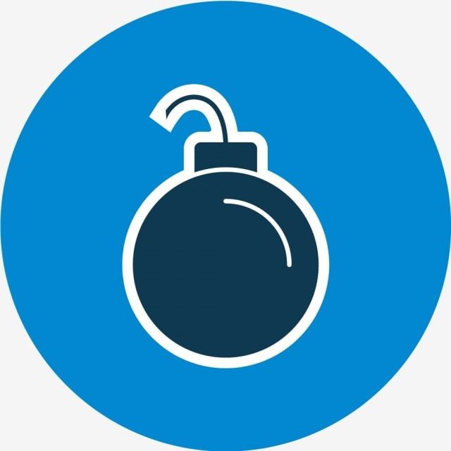ikon ledakan vektor ikon ledakan ledakan bom png dan vektor dengan latar belakang transparan untuk unduh gratis pngtree