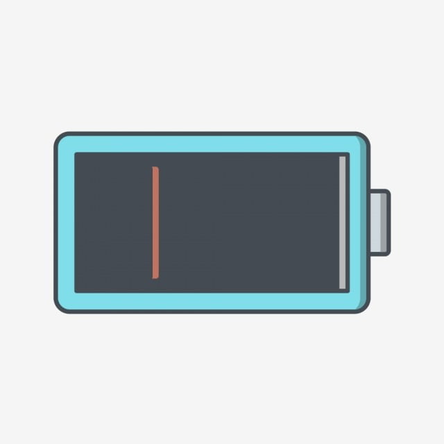 vector low battery icon battery icons battery charge png and vector with transparent background for free download pngtree