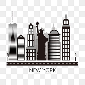 New York City Png Vector Psd And Clipart With Transparent Background For Free Download Pngtree