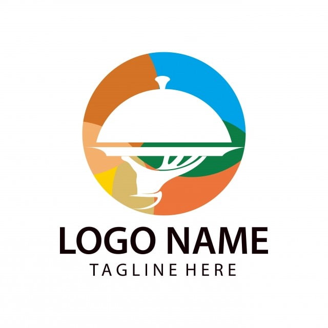 Food And Restaurant Logo Design And Icon, Pictogram ...