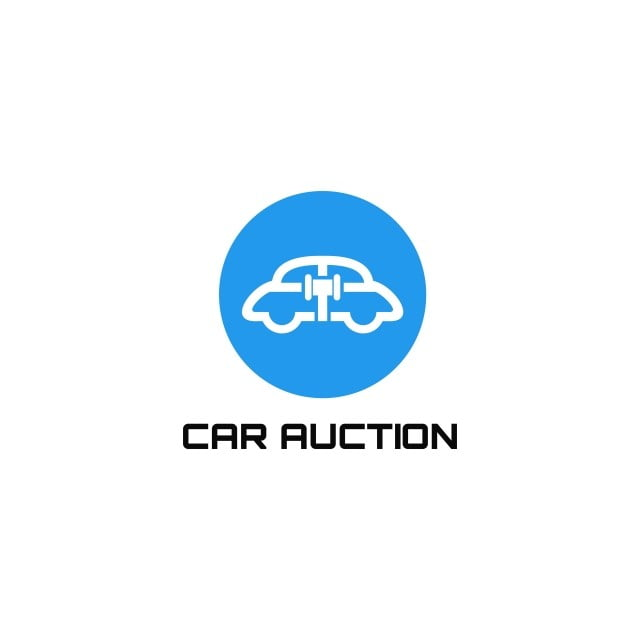 Car Auction License >> Car Auction Logo Vector For Your Company Or Brand Agency