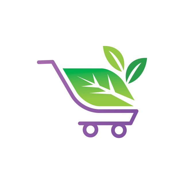 logo vecteur mod u00e8le joint la feuille r u00e9sum u00e9 bio business