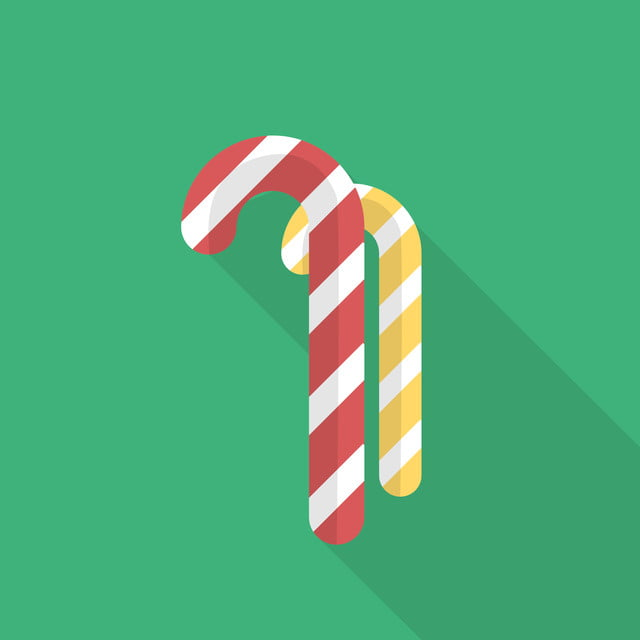 Christmas Candy Png.Christmas Candy Icon Set Of Great Flat Icons With Style