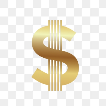 Dollar Sign PNG Images | Vector and PSD Files | Free Download on Pngtree
