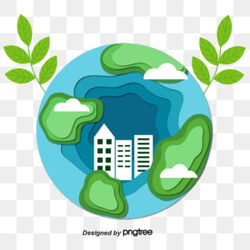 hand painted care for the earth creative paper cut earth day, Protect, Protect The Earth, Earth Care PNG and Vector