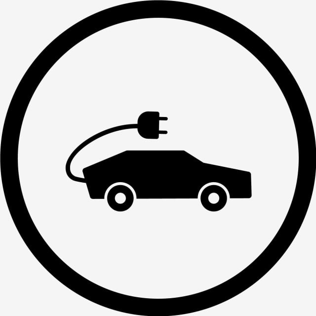 Vector Electric Car Icon Car Eco Electric And Vector For Free