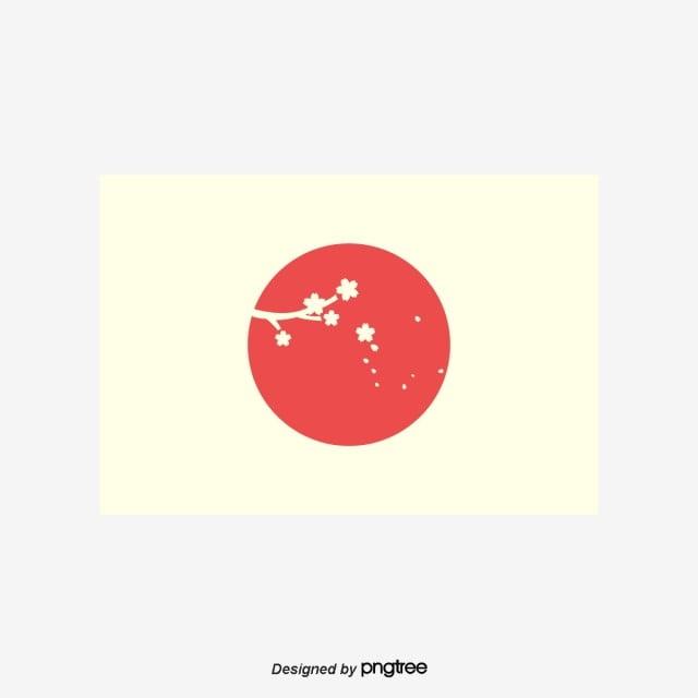 Elementos De La Bandera De Japon Creativo Bandera Japon Png Y