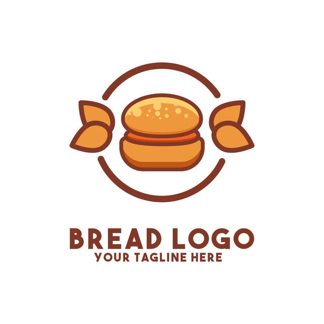 Premium Bakery Label Logo, Bakery, Bread, Chef PNG and Vector with