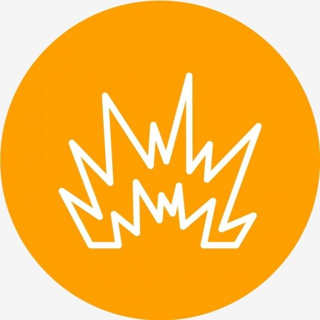 ikon ledakan vektor ledakan bom ledakan png dan vektor dengan latar belakang transparan untuk unduh gratis pngtree