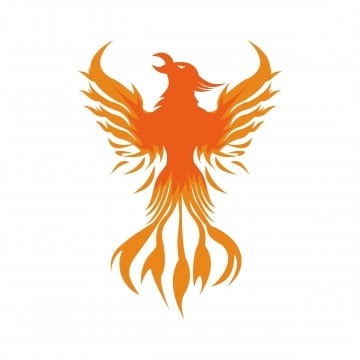 Phoenix Vector Png Free Phoenix Logo Phoenix Bird Dragon Phoenix Vector Images Pngtree