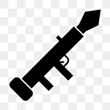 Rocket Launcher PNG Images | Vector and PSD Files | Free Download on