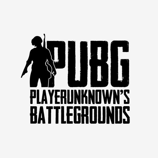 Black Pubg Logo Black Pubg 3d Pubg Pubg Tittle Png And Vector For