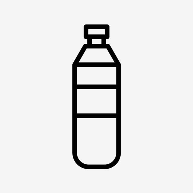 Vector Water Bottle Icon Water Icons Bottle Icons Water Bottle Clipart Png And Vector With Transparent Background For Free Download
