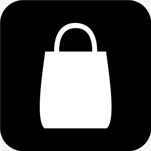 Vector Shopping Bag Icon Shopper Bag Shop Shopping Bag Png And