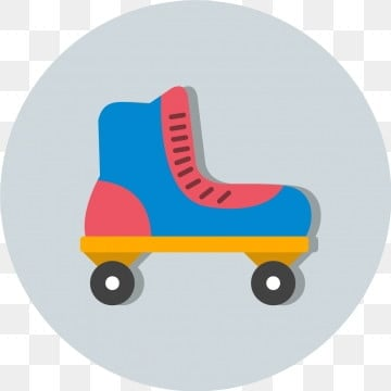 Roller Skate PNG Images | Vector and PSD Files | Free
