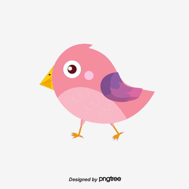 ładny Rysunek Ptaka, Clipartów Ptak, Zwierzę, Kreskówka PNG i wektor do  pobrania za darmo