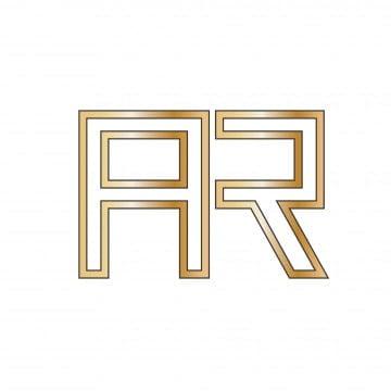 R Personality Color Vector Logo, Business Logo Design
