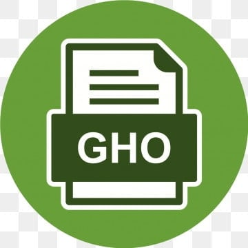 gho format files