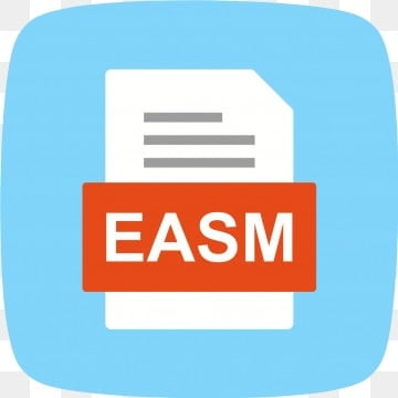 EASM File Document Icon, Easm, Document, File PNG and Vector
